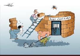 اعادة  البناء  والنهب  المنتظر !