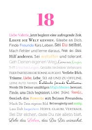 Geschenk Zum 18 Geburtstag Mädchen Birthday Inspirations