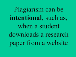 research paper downloads avoiding plagiarism ppt video online download