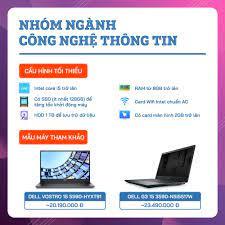 Gợi ý cấu hình laptop cho tân sinh viên Đại học FPT - Đại học FPT TP. HCM