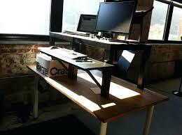 diy sit stand desk desk legs medium size of home sit stand desk legs desktop plans