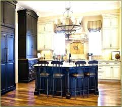 Antique Black Kitchen Cabinets Cool Inspiration