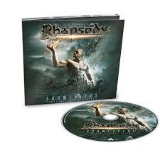 Rhapsody Luca Turillis Prometheus Symphonia Ignis Divinus
