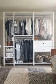 Small Picture The 25 best Wardrobe storage ideas on Pinterest Ikea walk in