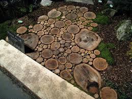 building a wood sidewalk