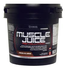 ultimate nutrition muscle juice revolution 2600 weight gainer protein shake powder 71 less sugar