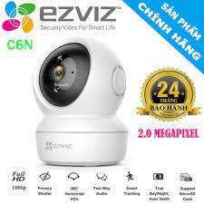 CAMERA WIFI IP THÔNG MINH EZVIZ C6N 1080P