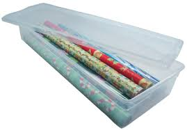 Gift Wrap Storage Container30