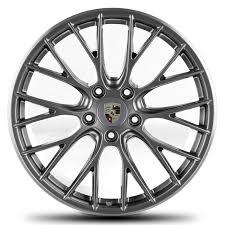 Porsche 20 Rs Spyder Design Wheels Details About Original Porsche 20 Inch 991 Carrera Rs Spyder Rim 99136276004 11 5j X 20 Et76