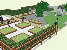 Plan A Garden Online Garden Design Plans Hand Drawn Landscape Design Plan Garden Design
