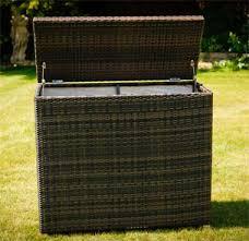 garden furniture storage solutions