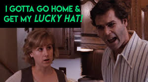 "I Gotta Go Home & Get My Lucky Hat"" song made from GOODFELLAS (1990) Ray  Liotta, Welker White - YouTube"
