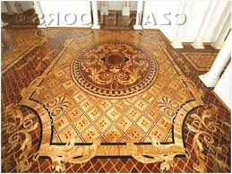 wood floor designs borders. Plain Wood Hardwood Floors Designs  A Guide On Wood Floor Medallions Inlays  Borders And Parquet Intended S