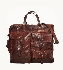 campomaggi multi pocket leather bag