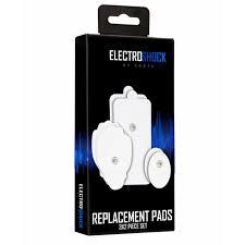 Электроды <b>Replacement</b> Pads Shots <b>Electroshock</b> 6 шт., белые ...