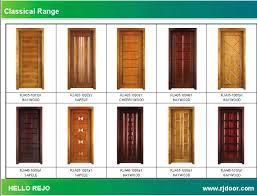 Wood Doors Interior Contemporary Solid Oak Door White Interior Doors