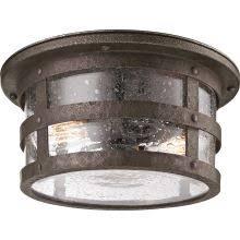 outdoor ceiling lights. Barbosa 2 Light Flush Mount Outdoor Ceiling Fixture Lights