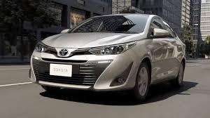 Toyota Yaris Sedan / Asian Spec Based on Toyota Vios (XP150) - YouTube
