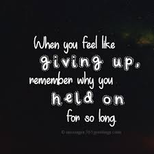 When You Feel Like Giving Up Quotes Amazing Top 48 Long Distance Relationship Quotes With Images 48greetings