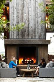 300 best outdoor fireplaces and fire pits images on live modern outdoor fireplace and terraces