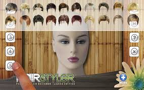 Hairstyle Simulator App free virtual hair styler style android apps on google play 4012 by stevesalt.us