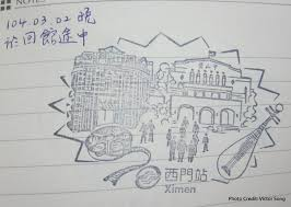 搭乘捷運遊台北西門町的小歷史 故事