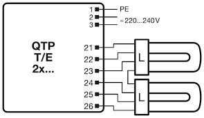 electronic ballast wiring solidfonts what is the ballast wiring set up when converting from a t12