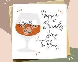 Brandy Card | Etsy