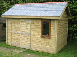 week build your own garden shed plans uk