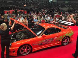 Paul Walker's Fast and Furious Toyota Supra Sells for $185,000 at ...