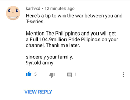We Can Still Win This War We Just Have To Let Pewdiepie See This