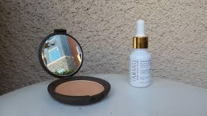 makeup artist karen farsali rose gold elixir shake it well and add a few drops to