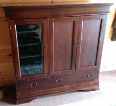 hooker furniture entertainment center. Hardwood Cherry Hooker Furniture Entertainment Center Cabinet Armoir S