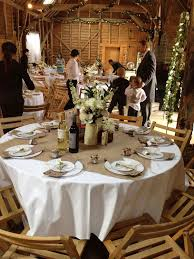 Round Table Settings For Weddings Wedding Table Settings That You Must To Know Table Covers