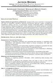 Government Resume Writers Federal Resume Writers On How To Write A Interesting How To Write A Federal Resume