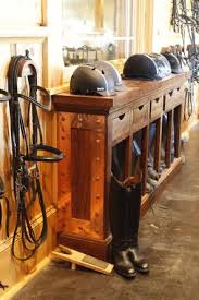 Horse Tack Room Ideas Photo Albums  Catchy Homes Interior Design Horse Tack Room Design