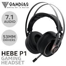 Gamdias <b>Hebe P1</b> 7.1 Gaming Headset - Best Deal - South Afric