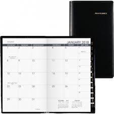 At A Glance 70 064 05 Deluxe Monthly Pocket Planner The Office Dealer