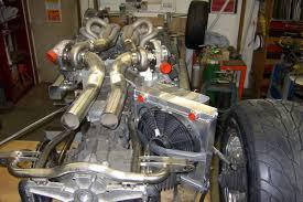 Update: Quad Turbo V12 Dual-1JZ Project Humming Along