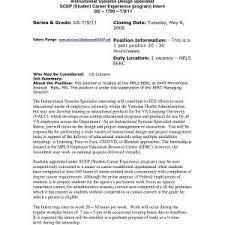 Resume Cover Letter Samples Free Best Usa Jobs Cover Letter Sample