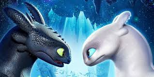 Pictures Of Toothless And The Light Fury Is The New Female Dragon In How To Train Your Dragon Sexist