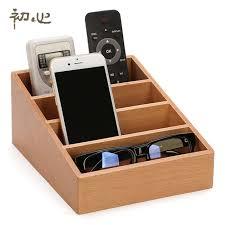makeup organizer wood. high quality wooden storage box luxury remote control holder office organizer soild wood jewelry makeup