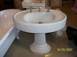 vintage pedestal sink. Fine Vintage For Vintage Pedestal Sink S