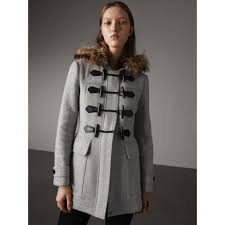gallery previously sold at burberry women s hooded coats women s duffle coats