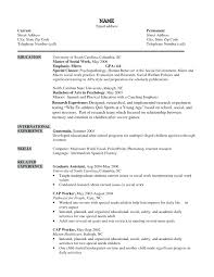 Best Resume Templates Free Esthetician Resume Templates Best Resume Template Images On Resume 52