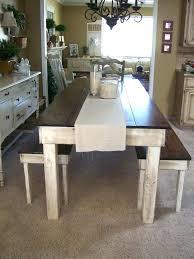 farmhouse table with bench farmhouse table and bench dining room dining room tables farmhouse style rustic farmhouse table with bench fancy dining