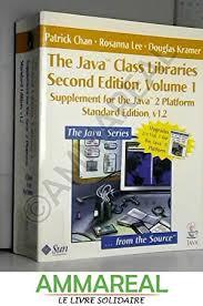 chan patrick lee rosanna kramer - java class libraries supplement platform  - AbeBooks