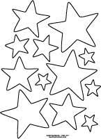 Small Picture Random stars pattern to color Adult Coloring Pages Pinterest