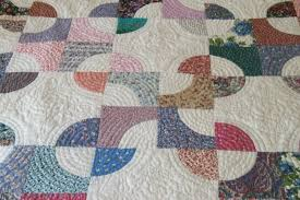 Drunkards Path Quilt Pattern Custom Drunkards Path Tim Latimer Quilts Etc