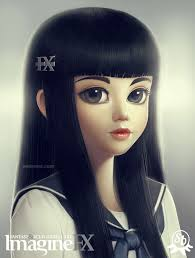 Image result for cartoon girl pic